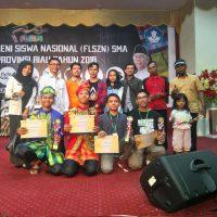 FLS2N Tingkat Provinsi Riau Tahun 2018